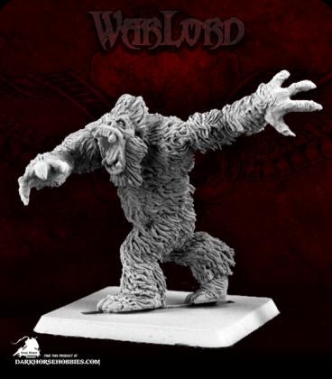 Warlord: Icingstead - Yeti Warrior II