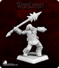 Warlord: Icingstead - Barbarian Spear Thrower