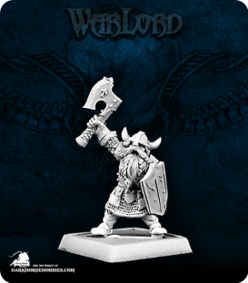 Warlord: Dwarves - Warrior Grunt