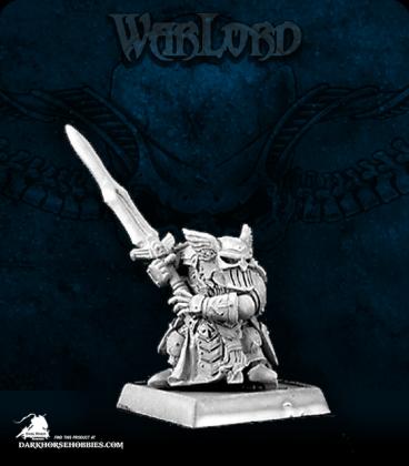 Warlord: Dwarves - Logrim Battlefury, Captain