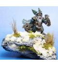 Warlord: Dwarves - King Thorgram Grimsteel, Warlord