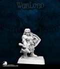 Warlord: Dwarves - Freya Fangbreaker, Sergeant