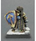 Warlord: Dwarves - Freya Fangbreaker, Sergeant (painted by Marike Reimer)