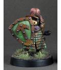 Warlord: Dwarves - Freya Fangbreaker, Sergeant (painted by Derek Schubert)