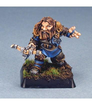 Warlord: Dwarves - Snorri Oathbreaker, Solo (painted by Marike Reimer)
