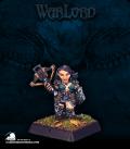 Warlord: Dwarves - Kara Foehunter, Hero (painted by Anne Foerster)