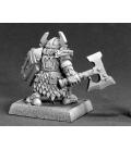 Warlord: Dwarves - Gargram Heavyhand, Sergeant
