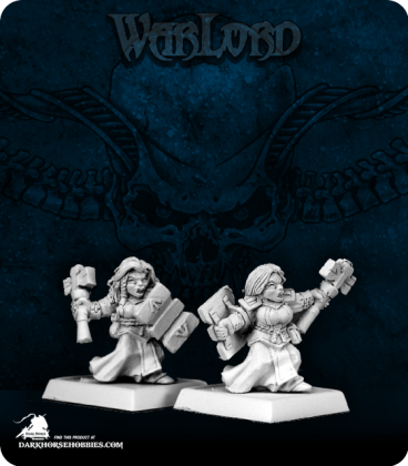 Warlord: Dwarves/Kragmarr - Valkyries Box Set