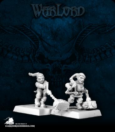 Warlord: Dwarves/Kragmarr - Daughters of Skadi Box Set