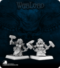 Warlord: Dwarven Forgemaidens Box Set