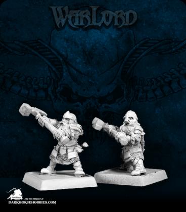 Warlord: Dwarven Kneebreakers Adept Box Set
