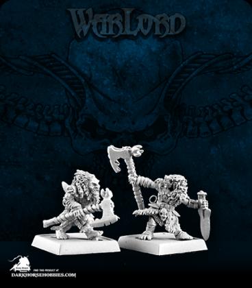 Warlord: Dwarven Berserkers Adept Box Set