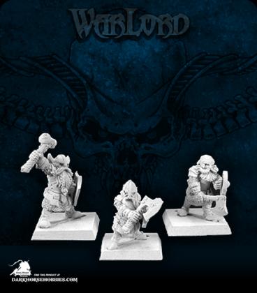 Warlord: Dwarven Warriors Grunt Box Set