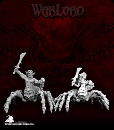 Warlord: Darkspawn - Isiri Archnid Warriors Adept Box Set