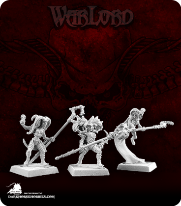 Warlord: Darkspawn - Paintenders Adept Box Set