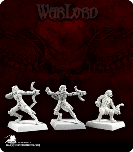 Warlord: Darkspawn - Isiri Archers Adept Box Set