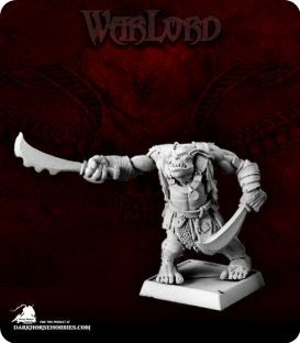 Warlord: Kargir - Black Orc Warbringer