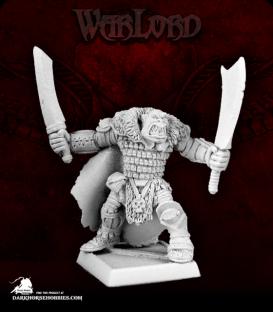 Warlord: Kargir - Torg, Orc Tundra Stalker Sgt