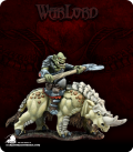 Warlord: Kargir - Tundra Beast Rider