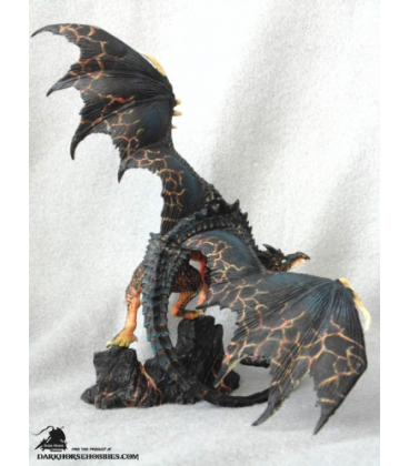 Dark Heaven Legends Bones: Narthrax (painted by Sirithiliel)