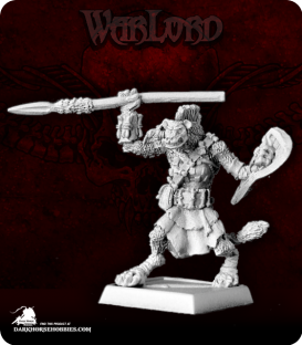 Warlord: Kargir - Gnoll Raider