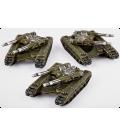 Dropzone Commander: UCM - Katana Light Tanks (3)