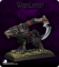 Warlord: Korborlas - Rageclaw Warrior (painted by Anne Foerster)