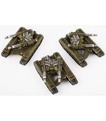 Dropzone Commander: UCM - Katana Light Tanks