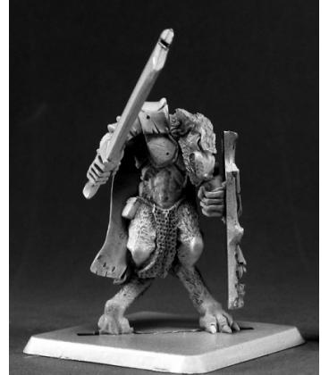 Warlord: Korborlas - Rageclaw Sentry