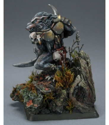 Warlord: Korborlas - Ragon the Blooded (painted by Michael Proctor)
