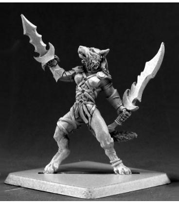 Warlord: Korborlas - Aislinn, Shadow Tracker