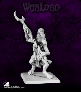 Warlord: Korborlas - Kosumi, Frostfang Huntress