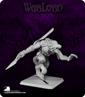 Warlord: Korborlas - Takhi, Frostfang Shaman