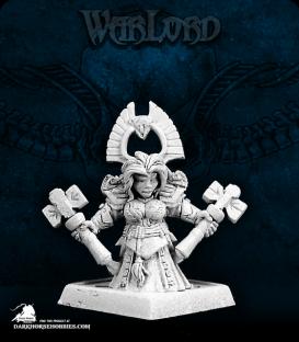 Warlord: Kragmarr - Gwyddis, Dwarf Valkyrie