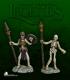 Dark Heaven Legends: Skeleton Spearmen