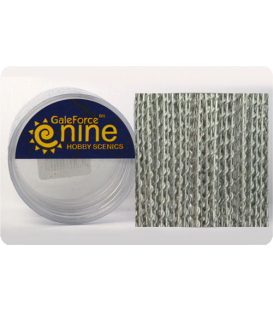 GF9 Hobby Round: Barbed Wire 15mm (8m)