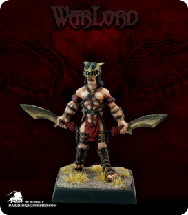 Warlord: Necropolis - Chattel Adept (painted by Martin Jones)