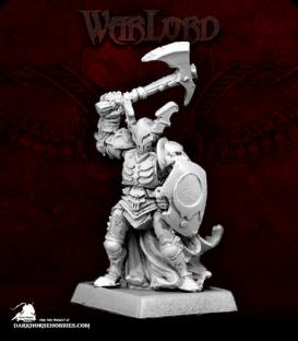 Warlord: Necropolis - Sir Azarphan, Death Knight