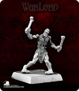 Warlord: Necropolis - Ghoul Adept