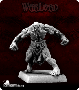Warlord: Necropolis - Ghast Adept