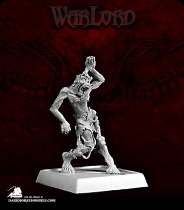 Warlord: Necropolis - Zombie Adept