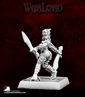 Warlord: Necropolis - Ariseth, Chattel