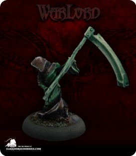 Warlord: Necropolis - Wraith Harvester (painted by Adrift)