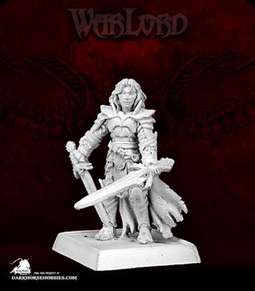 Warlord: Necropolis - Sir Osric, Hero