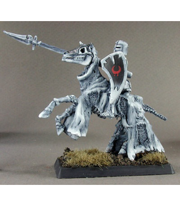 Warlord: Necropolis - Sir Gadrun, Deathrider Sergeant (painted by John Bonnot)