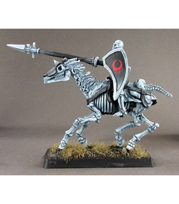 Warlord: Necropolis - Deathrider (painted by Anne Foerster)