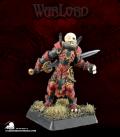 Warlord: Necropolis - Baron Kentaur, Captain (painted by John Bonnot)
