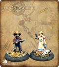 Chronoscope (Wild West): Old West Kids Set (painted by Katie Summer)