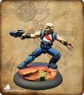 Chronoscope: Rand Daingerfield, Space Smuggler (painted by Katie Summer)