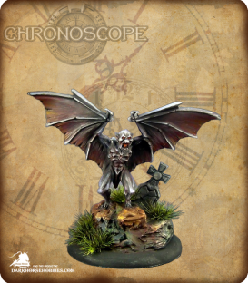 Chronoscope: Vorvorlaka, Vampire (painted by Michael Proctor)